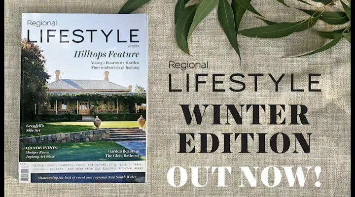 Regional Lifestyle Magazine
