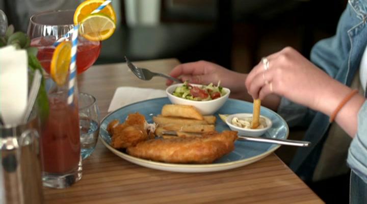 Blue Eye Seafood Restaurant