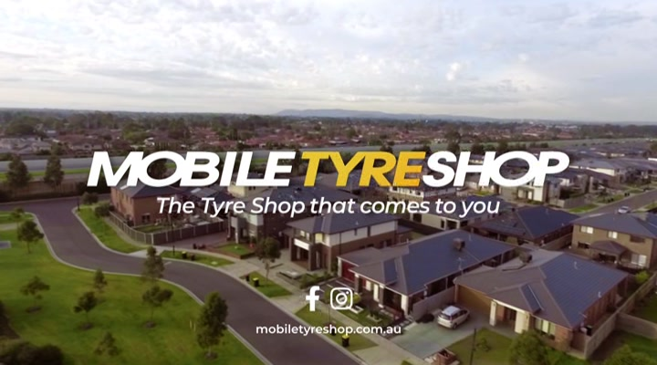 Mobile Tyre Shop