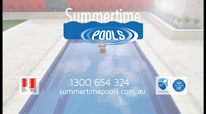 Summertime Pools