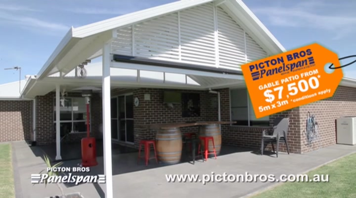 Picton Bros Panelspan