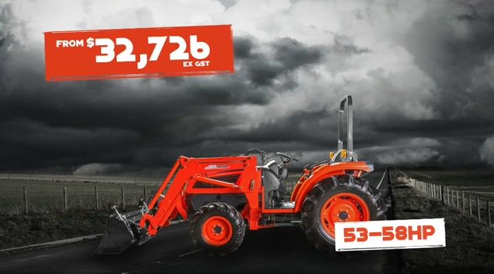 Kioti Tractors