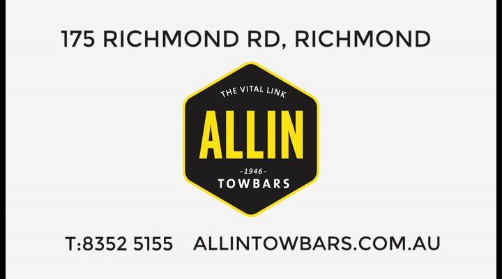 Allin Towbars