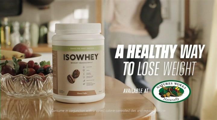 IsoWhey Weight Management