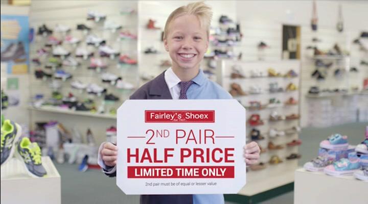 Fairley's Shoex