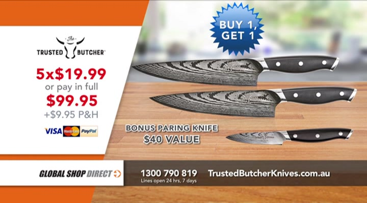 Trusted Butcher Knives