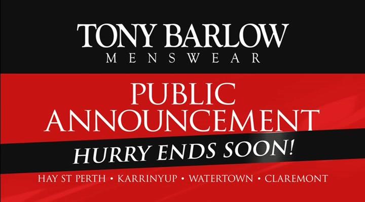 Tony Barlow