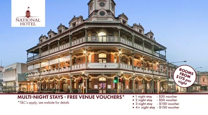 National Hotel Fremantle
