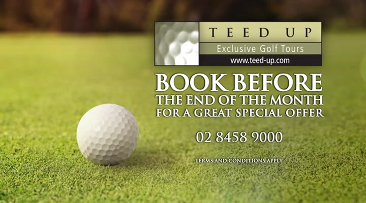Teed Up Golf Tours